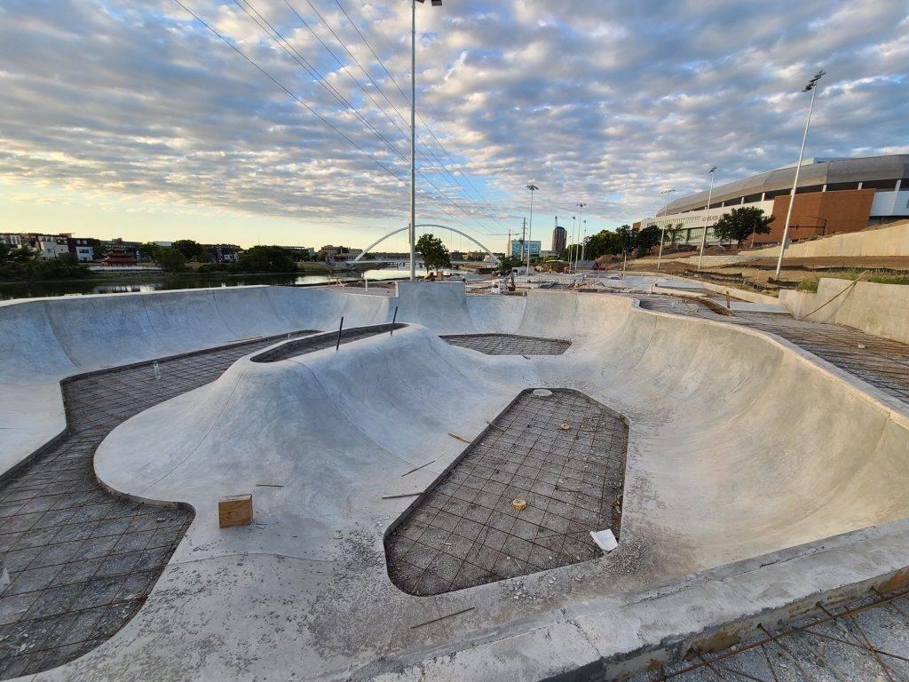 The Lauridsen Skatepark