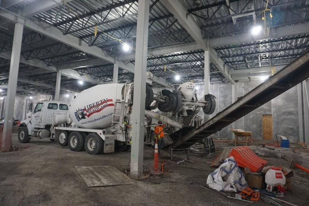 Industrial Job Site