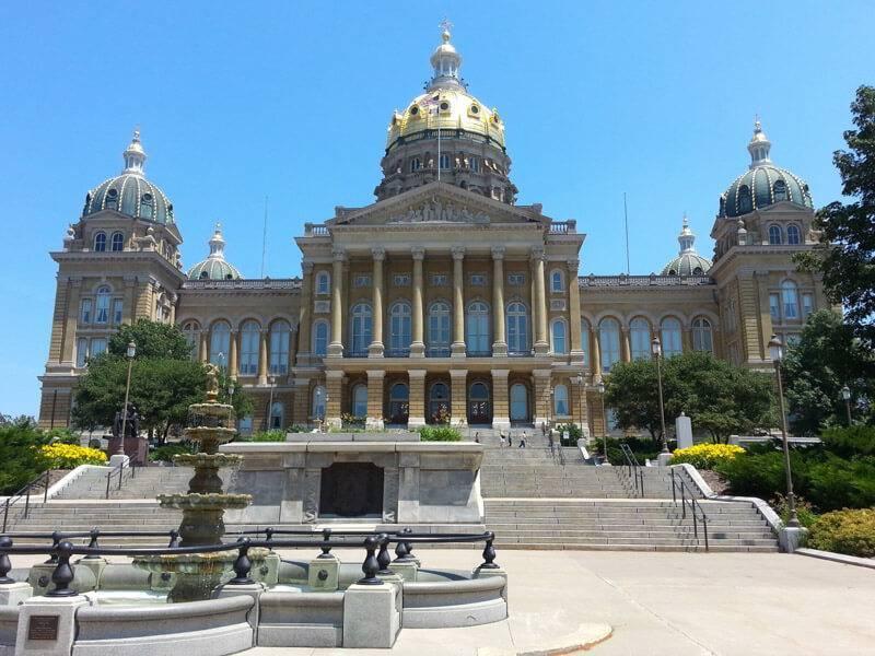 Iowa State Capital Steps