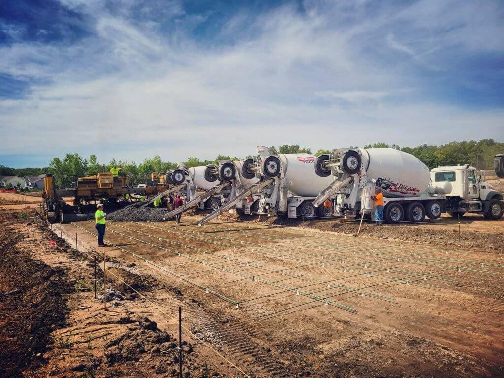 Polk City Paving Project